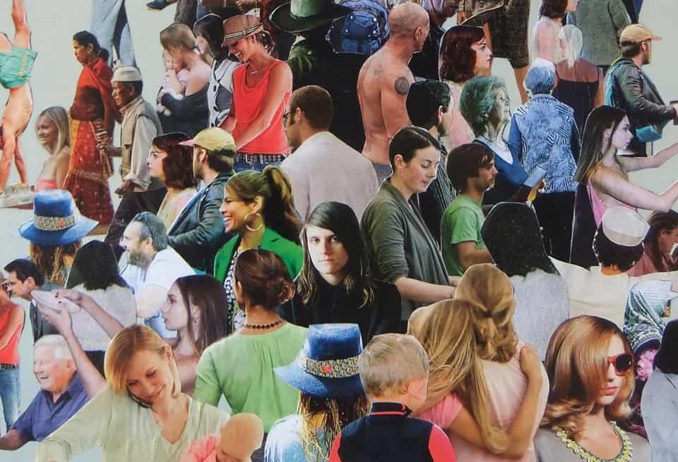 Luke-8---ARTWORK-PRINT---Alone-in-the-Crowd---Rebecca-Phillips