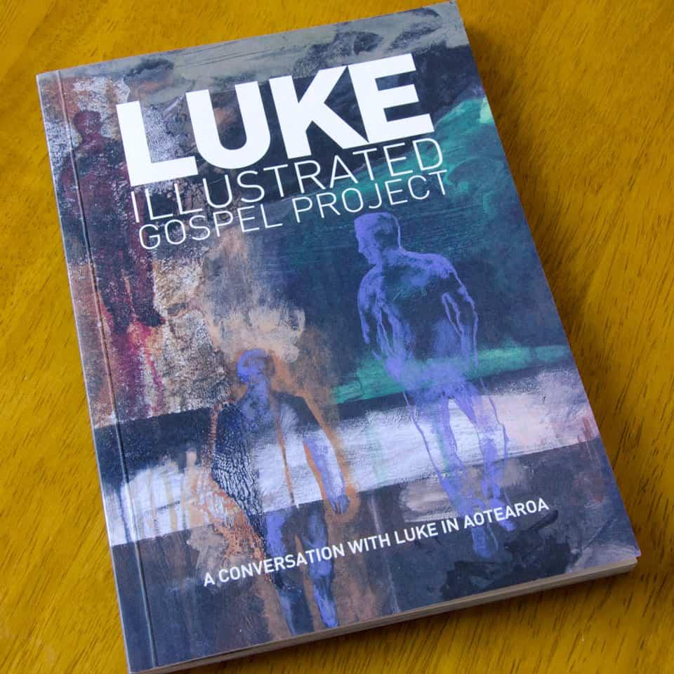 Luke Illustrated Gospel Project - Book